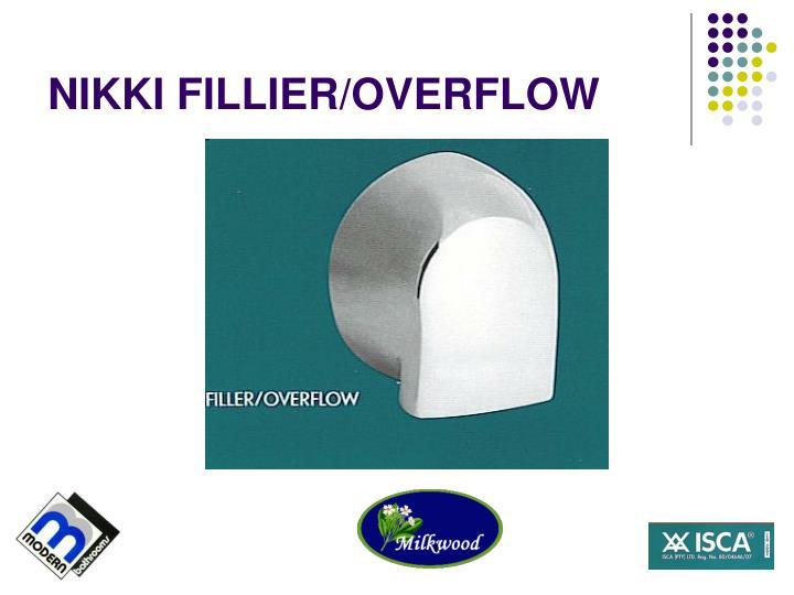 NIKKI FILLIER/OVERFLOW