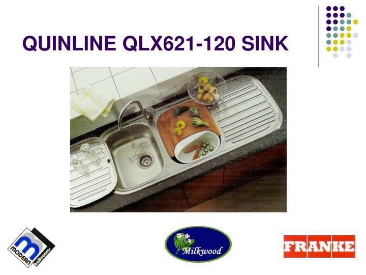 QUINLINE QLX621-120 SINK