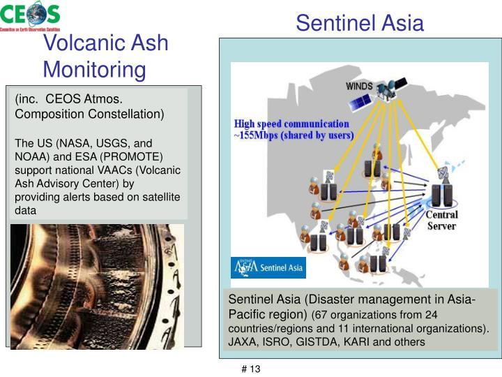 Sentinel Asia