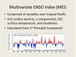 multivariate enso index mei