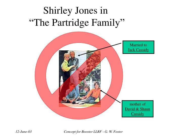 Shirley Jones in