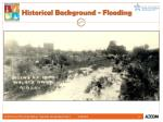 historical background flooding