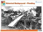 historical background flooding1