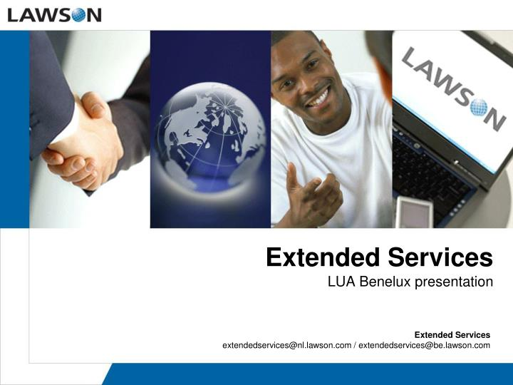 extended services n.