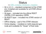 status see star computing infrastructure visualization