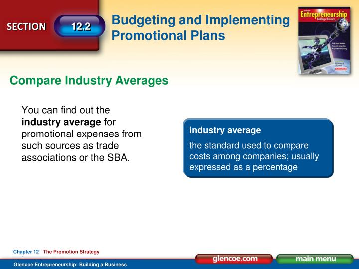 Compare Industry Averages