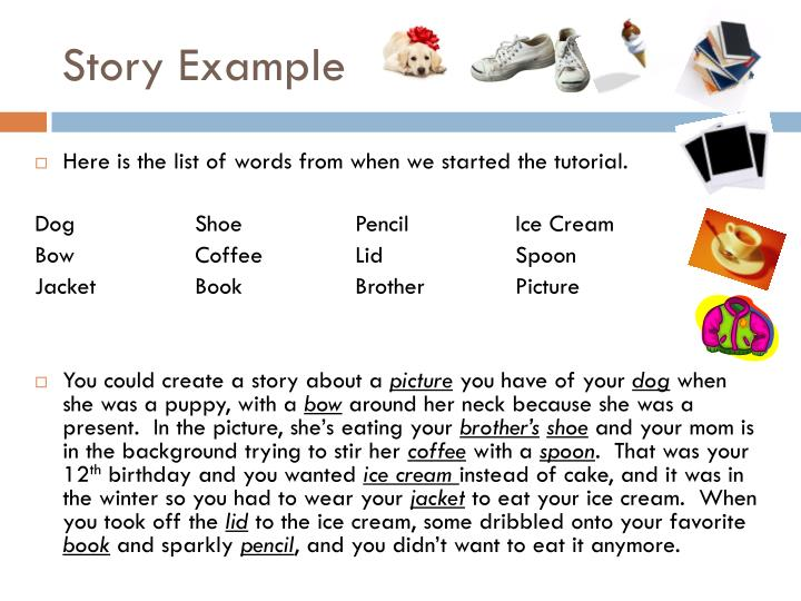 Story Example
