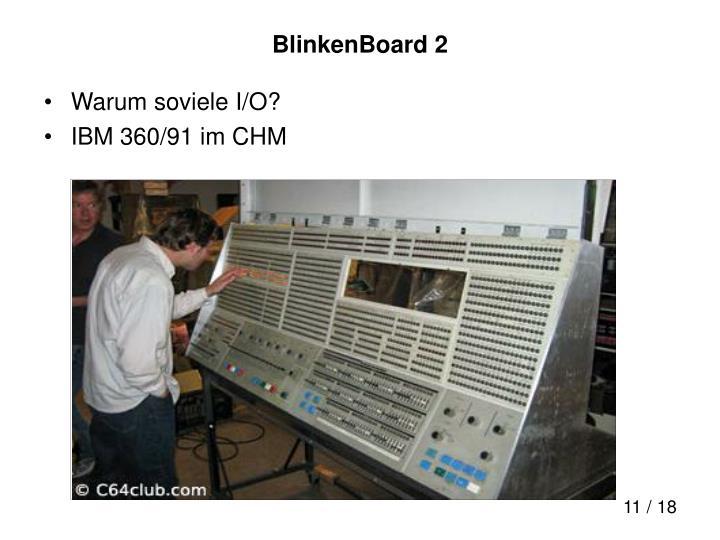 BlinkenBoard 2