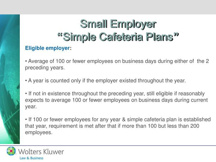 Small Employer