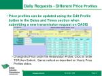 daily requests different price profiles1
