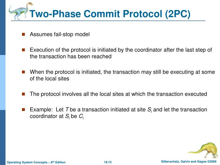 Two-Phase Commit Protocol (2PC)