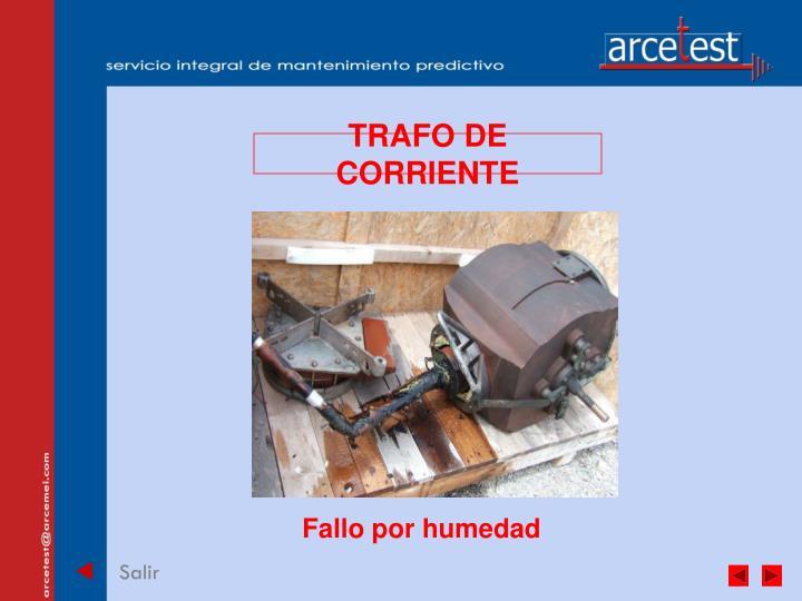 TRAFO DE CORRIENTE