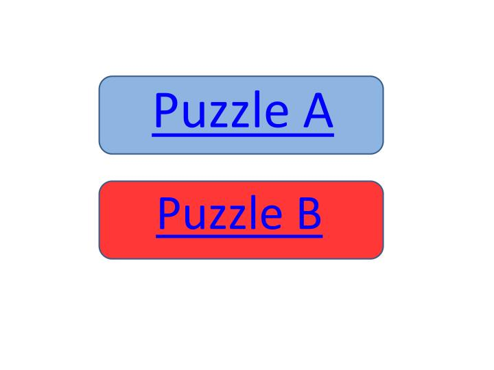 puzzle a n.