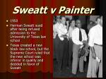 sweatt v painter