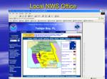 local nws office