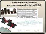 renishow xl 804