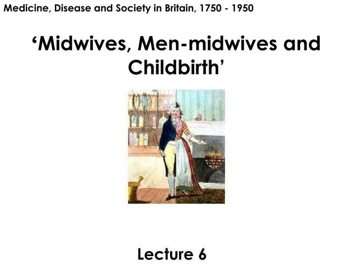 midwives men midwives and childbirth n.