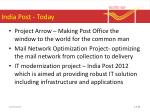 india post today