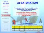 la saturation5