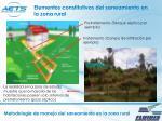 metodolog a de manejo del saneamiento en la zona rural1