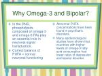 why omega 3 and bipolar