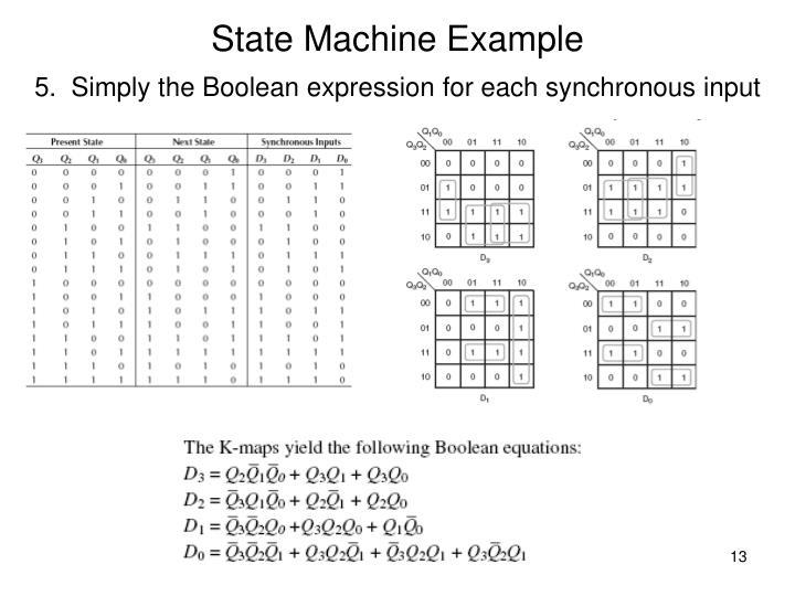State Machine Example