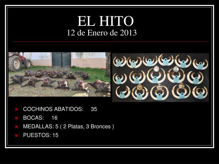 EL HITO
