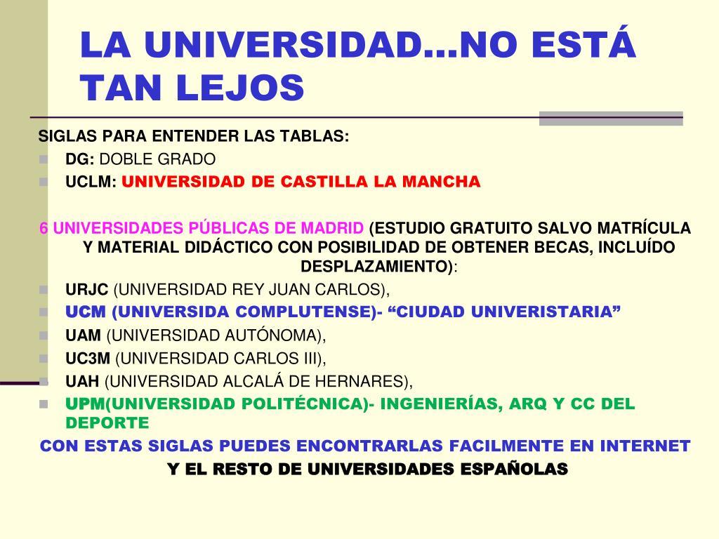 Ppt Orientacion Academico Profesional Powerpoint