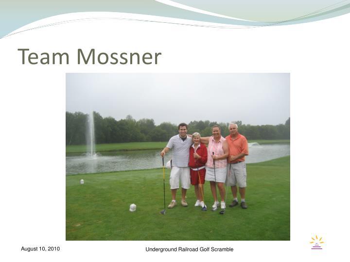 Team Mossner