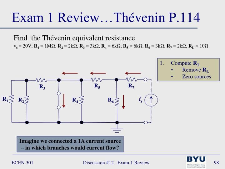 Exam 1 Review…Th