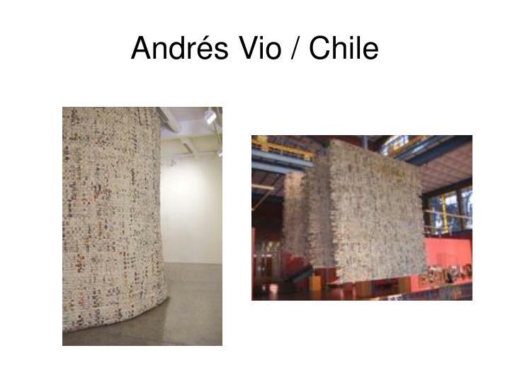 Andrés Vio / Chile
