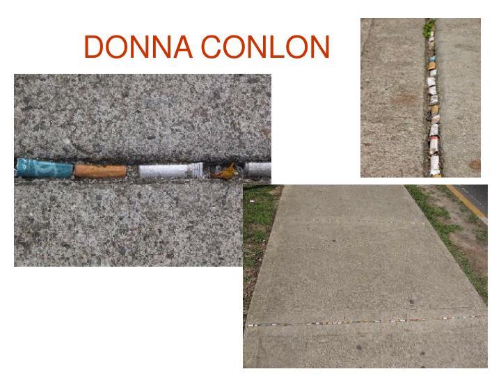 DONNA CONLON