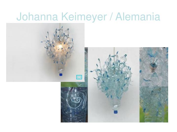 Johanna Keimeyer / Alemania