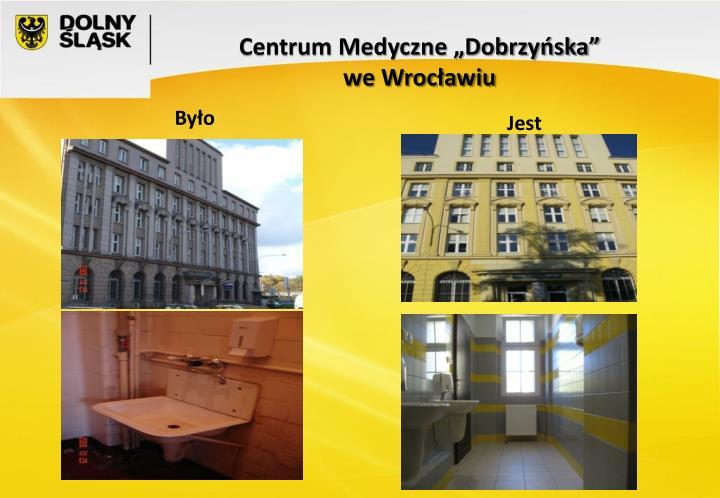 """Centrum Medyczne """"Dobrzyńska"""""""