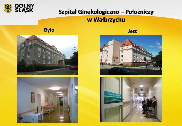 Szpital Ginekologiczno – Położniczy