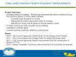 pine lakes parkway north roadway improvements1