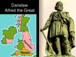 danelaw alfred the great