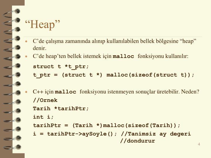 """""""Heap"""""""