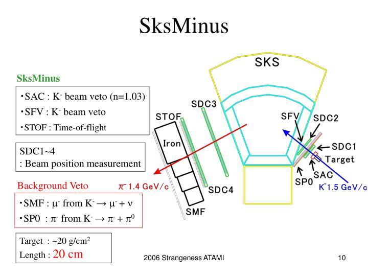 SksMinus
