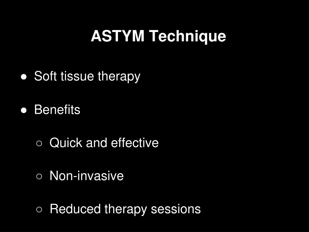 astym graston technique applications therapy ppt powerpoint presentation tissue