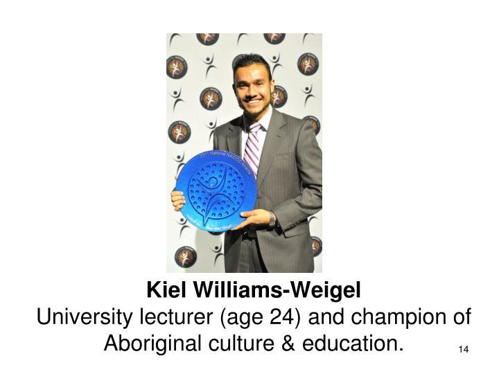Kiel Williams-Weigel