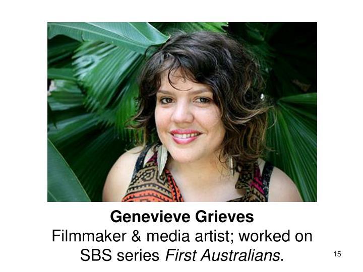 Genevieve Grieves