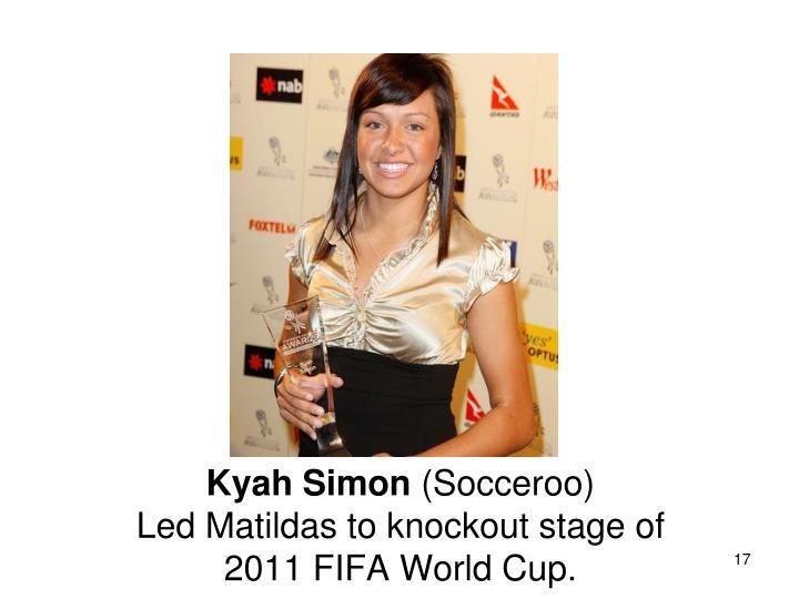 Kyah Simon