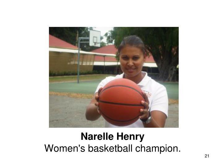 Narelle Henry