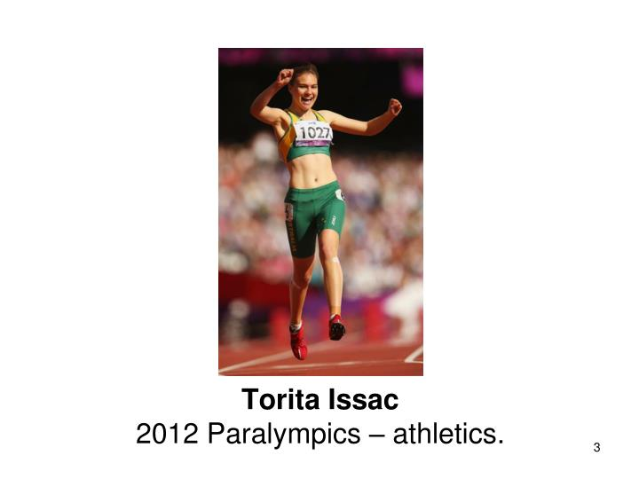 Torita Issac