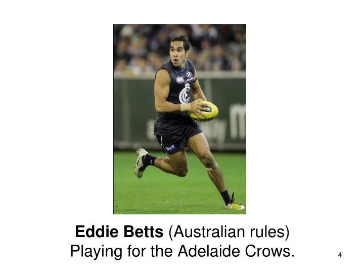 Eddie Betts