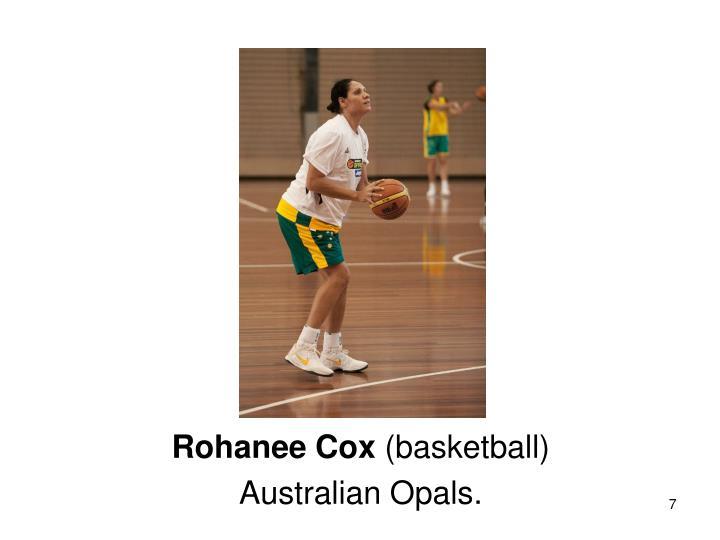 Rohanee Cox