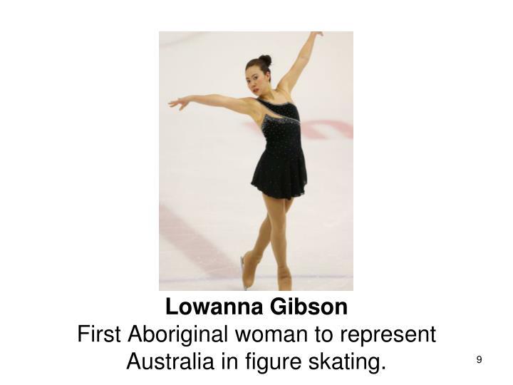 Lowanna Gibson