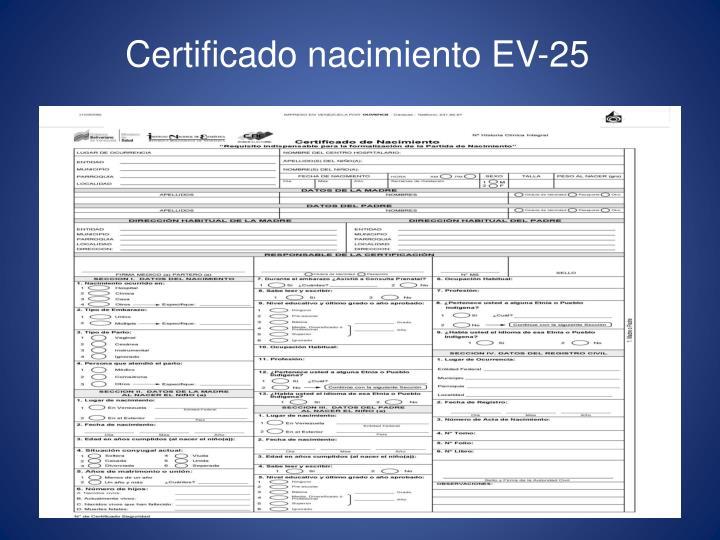 Moderno Formulario De Certificado De Nacimiento Nadra Galería - Cómo ...