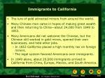 immigrants to california
